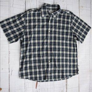 Carhartt Mens button down shirt XXL